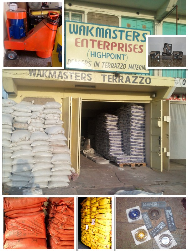 Wakmasters Terrazzo